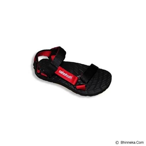 SABERTOOTH Sandal Gunung Spectra Blackfire X3 Size 41 - Sandal Outdoor Pria