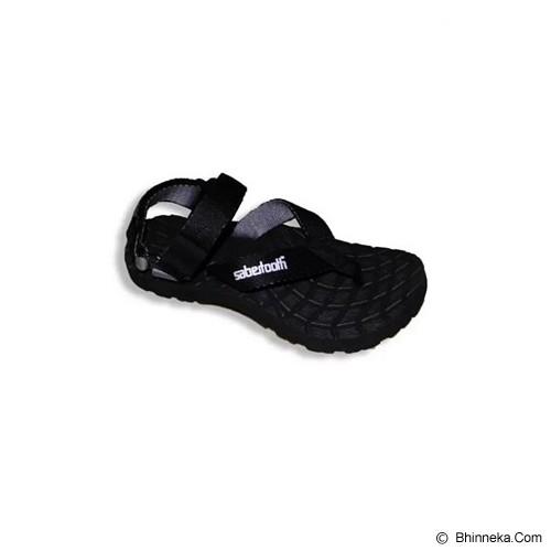SABERTOOTH Sandal Gunung Intera Blackice X3 Size 43 - Sandal Outdoor Pria