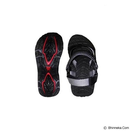 SABERTOOTH Sandal Gunung Intera Blackice X3 Size 43 - Sandal Outdoor Pria