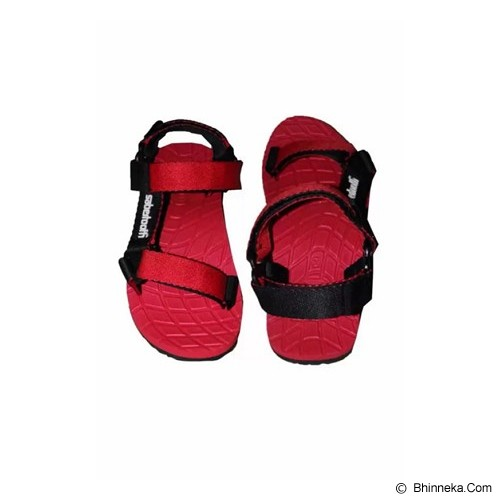 SABERTOOTH Sandal Gunung Spectra East Lava X3 Size 42 - Sandal Outdoor Pria