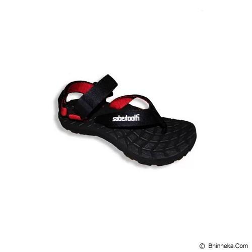 SABERTOOTH Sandal Gunung Intera Blackfire X3 Size 40 - Sandal Outdoor Pria