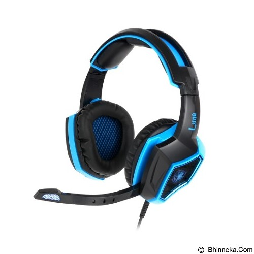 SADES Gaming Headset Luna [SA-968] (Merchant) - Gaming Headset