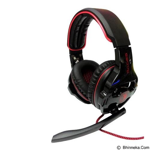 SADES Gaming Headset SA-903 (Merchant) - Gaming Headset