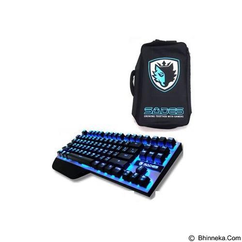 SADES Keyboard Gaming Kerambit [KB-SDS-02] (Merchant) - Gaming Keyboard