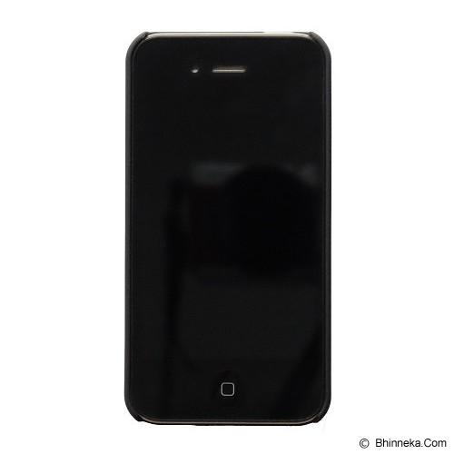 SAGA CASE ID Leather for iPhone 4/4S - Brick - Casing Handphone / Case
