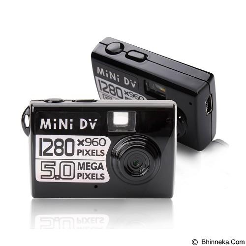 SAHABAT MARKET Kamera Mini DV - Camera Pocket / Point and Shot