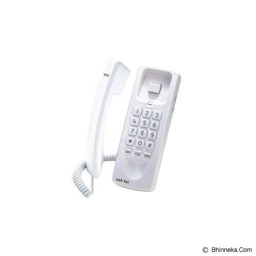 SAHITEL Corded Phone [S21] - White - Corded Phone