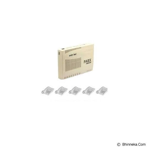 SAHITEL PBX PB308 + S71 (5 unit) - PABX Analog