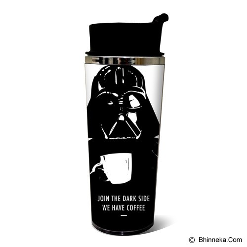 SAMAKOPI Dark Side Coffee Tumbler - Botol Minum