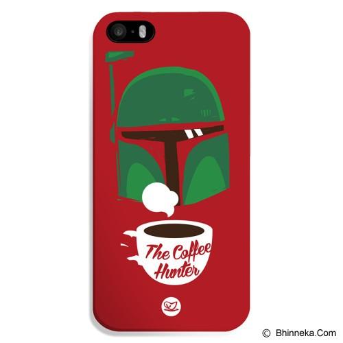 SAMAKOPI Apple iPhone 5 Case Coffee Hunter - Casing Handphone / Case