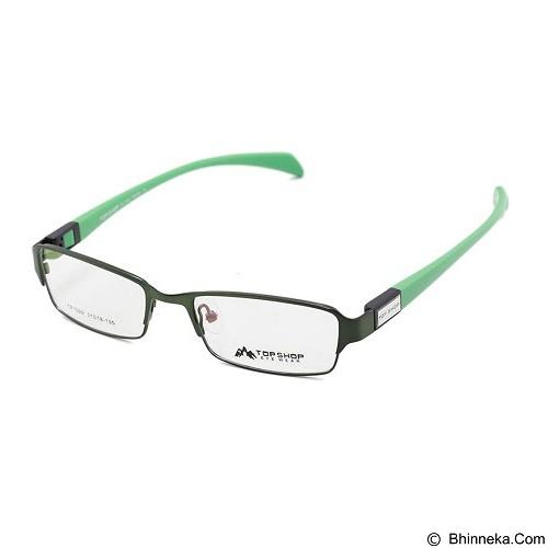 SAMBOGA Kacamata [1029] - Green (Merchant) - Kacamata Frame