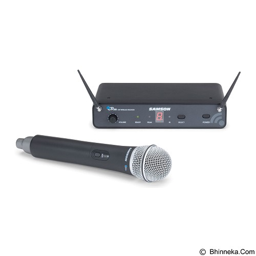 SAMSON Concert 88 Handheld [SWC88HCL6] - Microphone System
