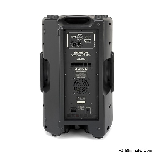 SAMSON Expedition [XP115A] - Monitor Speaker System Active