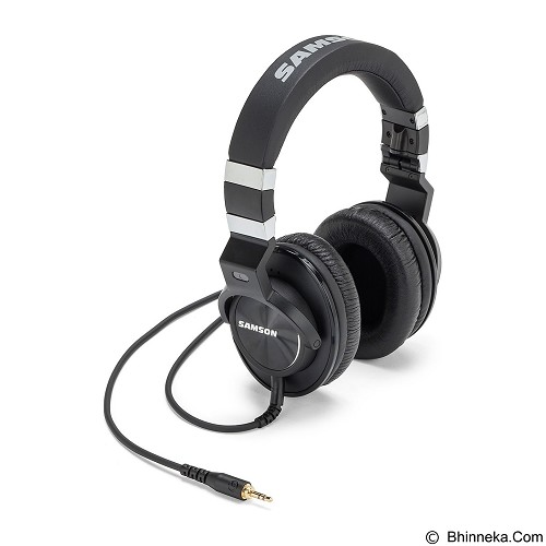 harga SAMSON Headphone Professional Reference [Z55] Bhinneka.Com