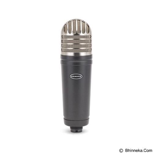SAMSON Studio Condenser [MTR101a] - Microphone Condenser