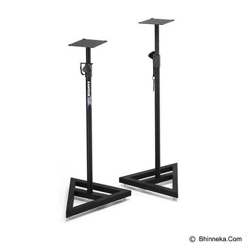 SAMSON Studio Monitor Stands [MS200] - Stand Speaker