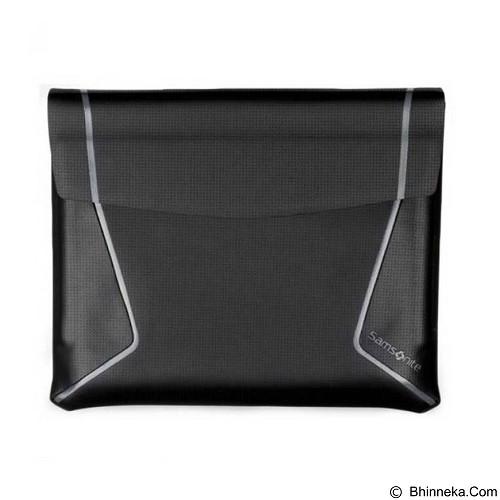SAMSONITE iPad Thermo Tech Sleeve [SIPADCBLK] - Black (Merchant) - Sleeve Tablet