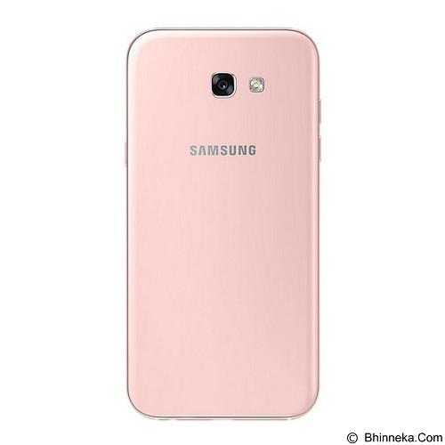 SAMSUNG Galaxy A7 2017 [A720] - Peach Cloud (Merchant) - Smart Phone Android