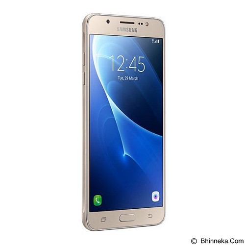 SAMSUNG Galaxy J7 [SM-J710] (2016) - Gold (Merchant) - Smart Phone Android