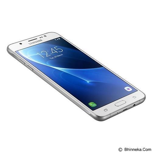 SAMSUNG Galaxy J7 [SM-J710] (2016) - White (Merchant) - Smart Phone Android