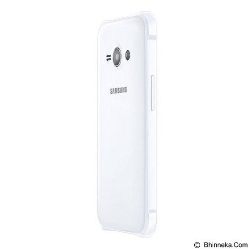 SAMSUNG J1 Ace Ve 2016 (8GB/1GB RAM) [J111F] - White (Merchant) - Smart Phone Android