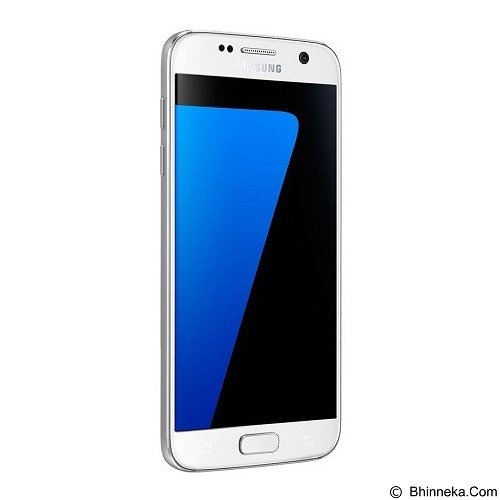 SAMSUNG Galaxy S7 - White (Merchant) - Smart Phone Android