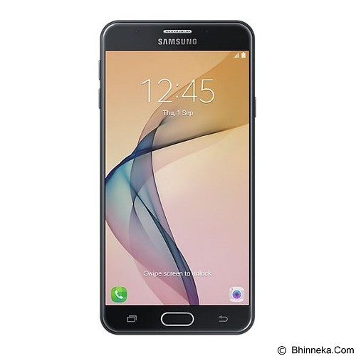 SAMSUNG Galaxy J7 Prime (32GB/3GB RAM) [SM-G610] - Black (Merchant) - Smart Phone Android