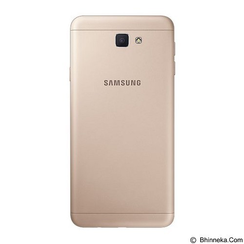 SAMSUNG Galaxy J7 Prime (16GB/3GB RAM) [SM-G610] - Gold (Merchant) - Smart Phone Android