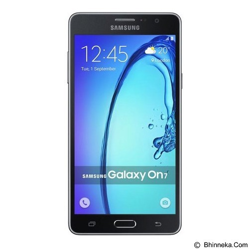SAMSUNG Galaxy On7 - Black (Merchant) - Smart Phone Android