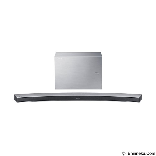 SAMSUNG 2.1 Channel Curved Soundbar [HW-J6001R] - Home Theater System