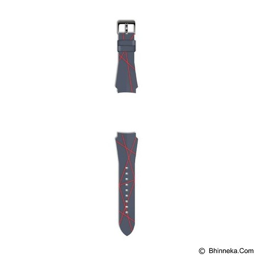 SAMSUNG Arik Levy Strap for Samsung Gear S3 - Navy Blue (Merchant) - Casing Smartwatch / Case