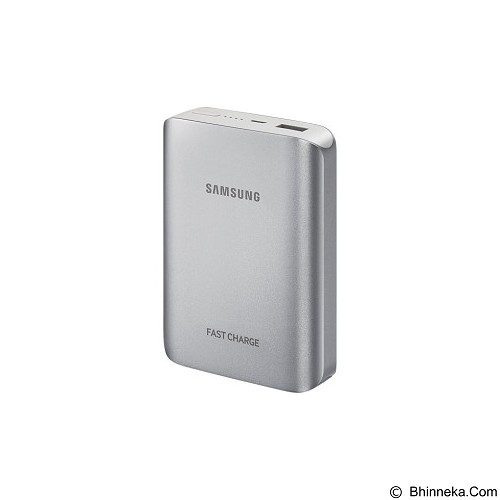 SAMSUNG Battery Pack 10200mAh [EB-PG935BSEGWW] - Silver - Portable Charger / Power Bank