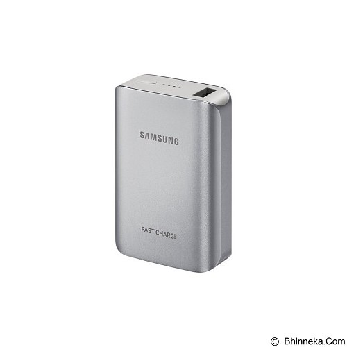 SAMSUNG Battery Pack 5100mAh [EB-PG930BSEGWW] - Silver - Portable Charger / Power Bank