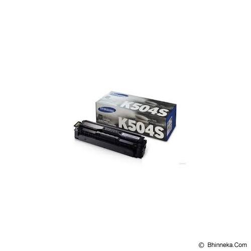 SAMSUNG Black Toner [CLT-K504S/SEE] - Toner Printer Samsung