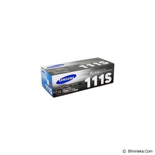 SAMSUNG Black Toner [MLT-D111S/SEE] - Toner Printer Samsung
