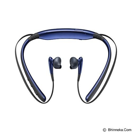 SAMSUNG Bluetooth Headset Level U - Blue Black (Merchant) - Headset Bluetooth