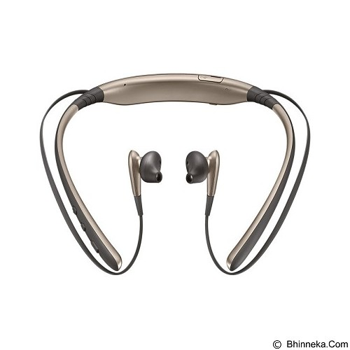 SAMSUNG Bluetooth Headset Level U - Gold (Merchant) - Headset Bluetooth