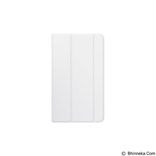 SAMSUNG Book Cover for Galaxy Tab A [EF-BT285PWEGWW] - White - Casing Tablet / Case