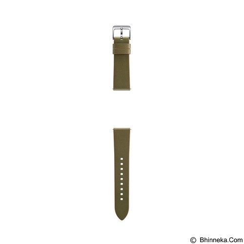 SAMSUNG Classic Strap for Samsung Gear S3 - Green (Merchant) - Casing Smartwatch / Case