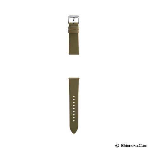 SAMSUNG Classic Strap for Samsung Gear S3 - Green (Merchant) - Casing Smartwatch / Case