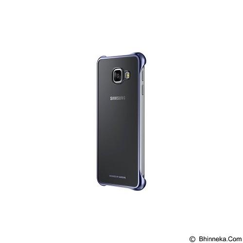 SAMSUNG Clear Cover for Galaxy A5 2016 [EF-QA510CBEGWW] - Black - Casing Handphone / Case