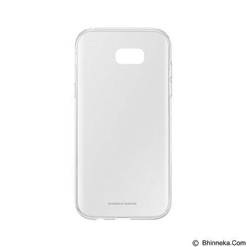 SAMSUNG Clear Cover for Galaxy A7 (2017) [EF-QA720TTEGWW] - Transparan (Merchant) - Casing Handphone / Case