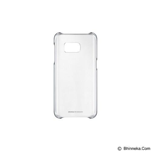 SAMSUNG Clear Cover for Galaxy S7 Flat [EF-QG930CBEGWW] - Black - Casing Handphone / Case