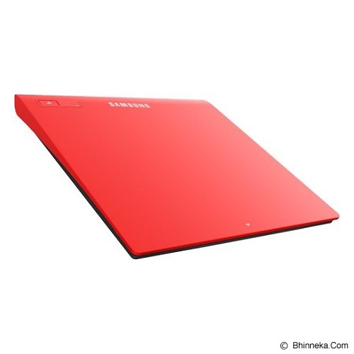 SAMSUNG External DVD Writer [SE-208GB] - Red - Dvd External