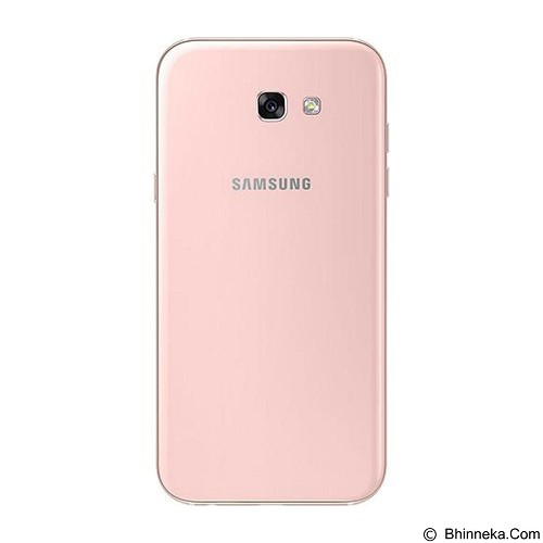 SAMSUNG Galaxy A3 2017 [A320] - Pink (Merchant) - Smart Phone Android