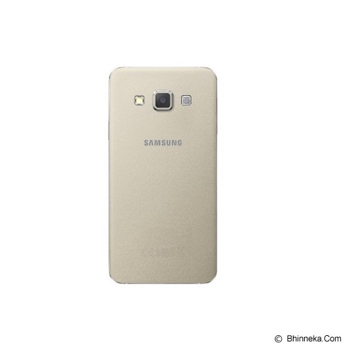 SAMSUNG Galaxy A3 [SM-A300H] - Gold - Smart Phone Android