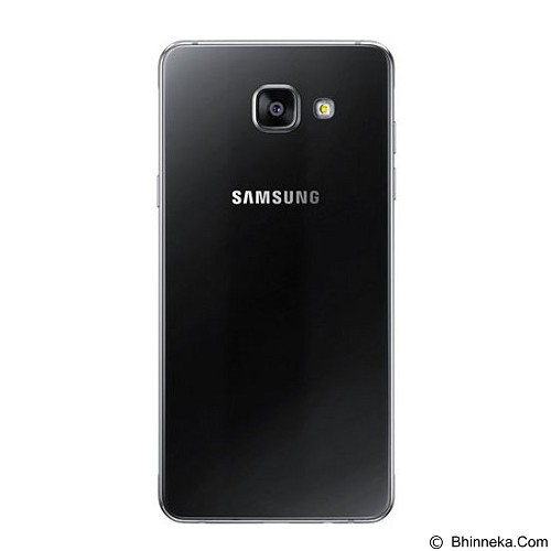 SAMSUNG Galaxy A5 (2016) - Black - Smart Phone Android
