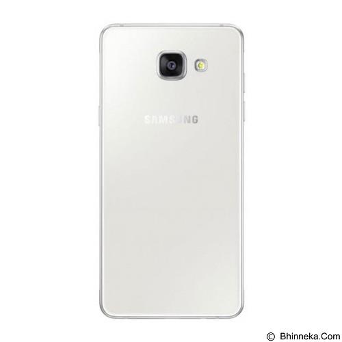SAMSUNG Galaxy A5 [A510] 2016 16GB - White (Merchant) - Smart Phone Android