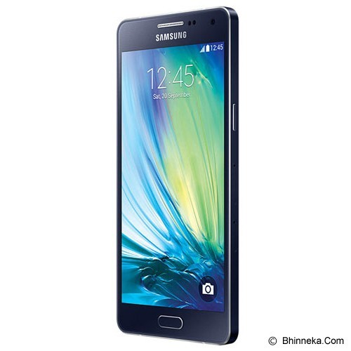 SAMSUNG Galaxy A5 [SM-A500F] - Black - Smart Phone Android