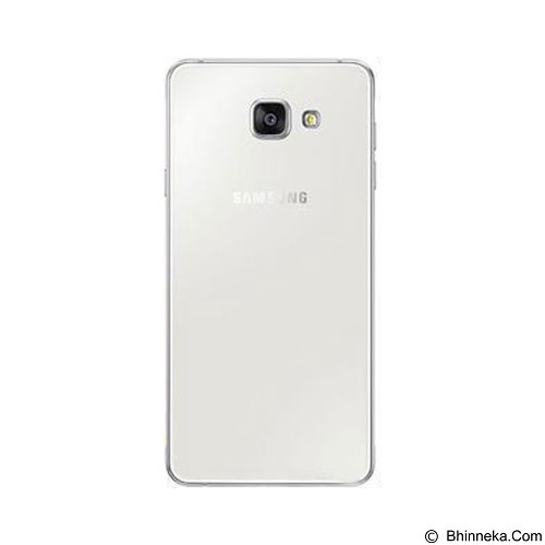 SAMSUNG Galaxy A7 2016 - White (Merchant) - Smart Phone Android